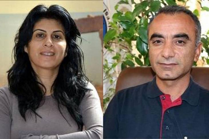 Nusaybin Belediyesi eş başkanları tutuklandı