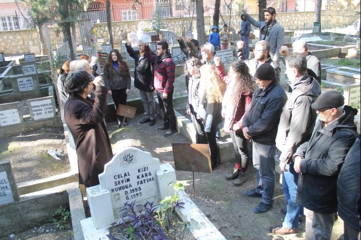 Cengiz Argüç ve arkadaşları Adana'da anıldı