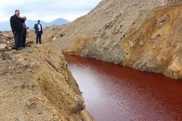 Kızıl Gölet için uyarı: Şifa değil hastalık dağıtabilir