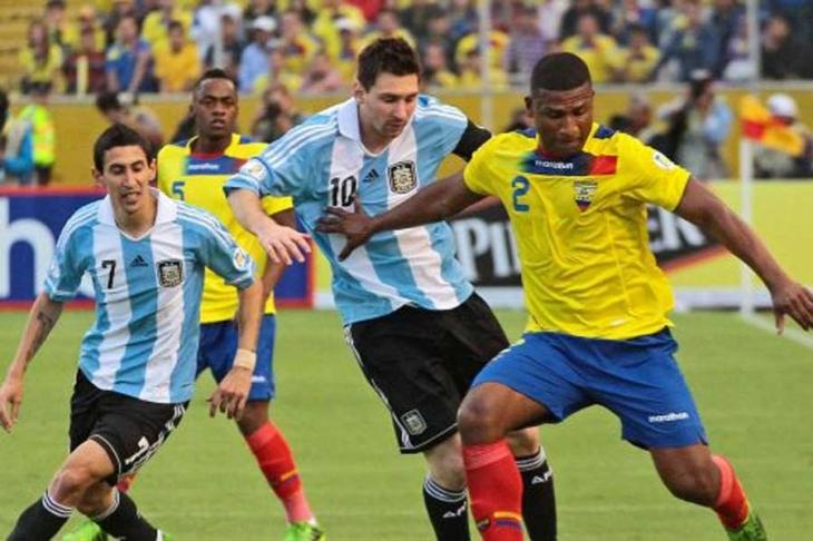 Ekvador'da 5 oyuncu Milli Takım'dan uzaklaştırıldı