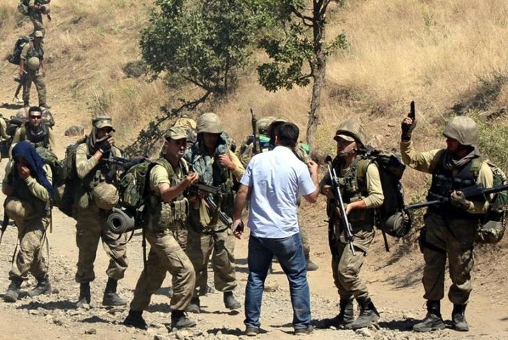 Askeri vesayete karşı milli irade; Kürtler hariç!