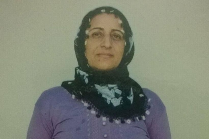 8 çocuk annesi cezaevinde ölümle burun buruna