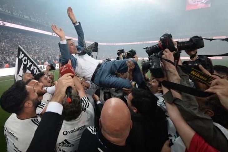 Beşiktaş, şampiyon!