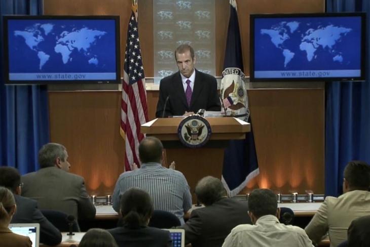 ABD: YPG'ye destek vermeyi sürdüreceğiz