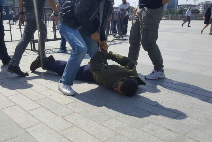 Dilek Doğan'ı vuran polis başka ile tayin edildi