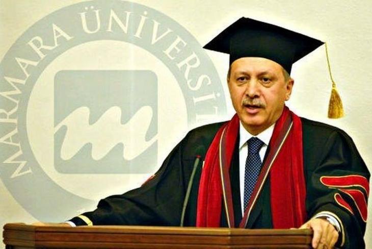 Erdoğan'ın diplomasına ilişkin önergeler işleme konulmadı