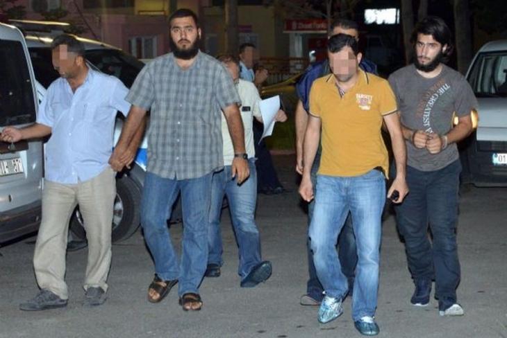 Adana'da 'IŞİD' operasyonu: 35 gözaltı
