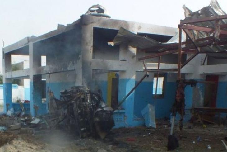 Suudilerin öncülüğündeki koalisyon Yemen'de hastane vurdu
