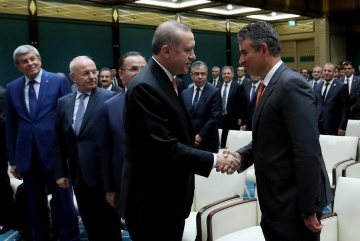 Erdoğan idam üzerinden AB'ye çattı