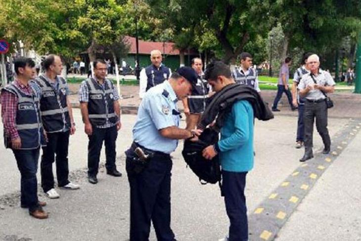 Gaziantep'te 'IŞİD' alarmı