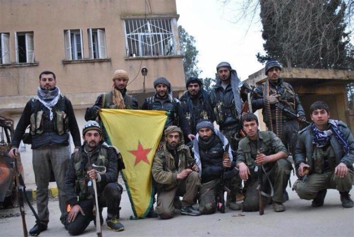 Demokratik Suriye Güçleri, Tel Rıfat'ı da kontrolü altına aldı