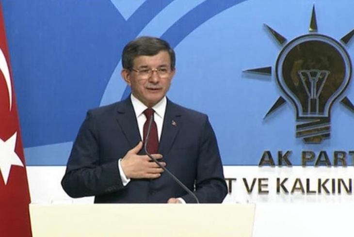 Davutoğlu: Mutabakatın olmadığı yerde başkan olmayı düşünmem
