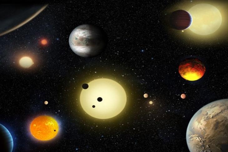Kepler Teleskobu ile 1284 yeni gezegen keşfedildi