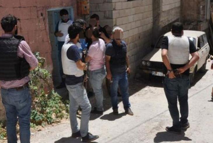 Polisi ağır yaralayan IŞİD şüphelisi yakalandı