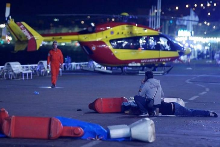 Nice saldırısında ölenlerin sayısı 85'e yükseldi