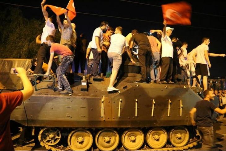 5 binden fazla kişi tutuklandı, 13 bin kişi gözaltında