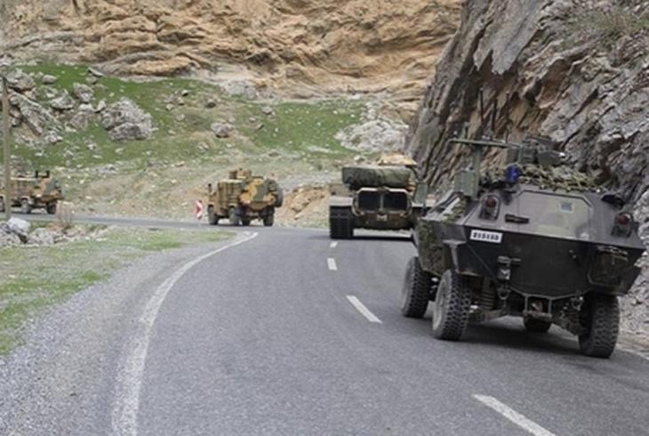 Mardin'de yasağın ardından gözaltı operasyonu