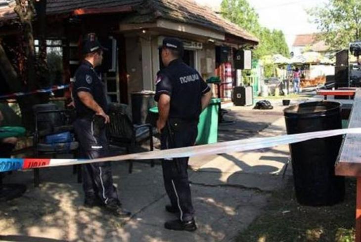 Sırbistan'da katliam: Kafe bastı, eşini ve 4 kişiyi öldürdü