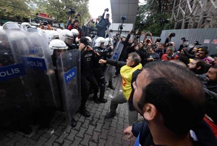 Ankara protestosuna  soruşturma açıldı