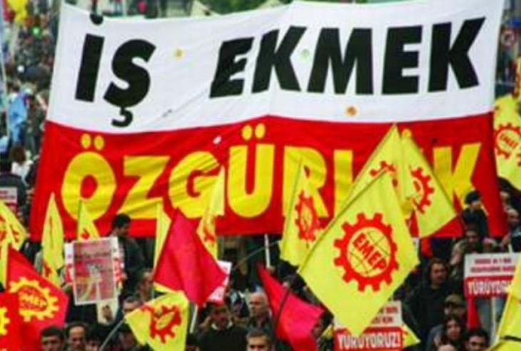 EMEP: AKP dışındaki herkesin siyaset hakkı engelleniyor