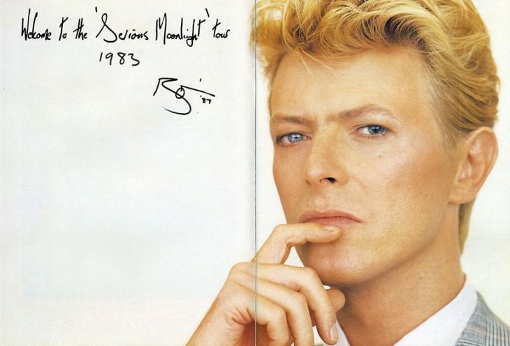 İngiliz müzisyen David Bowie 69 yaşında yaşamını yitirdi