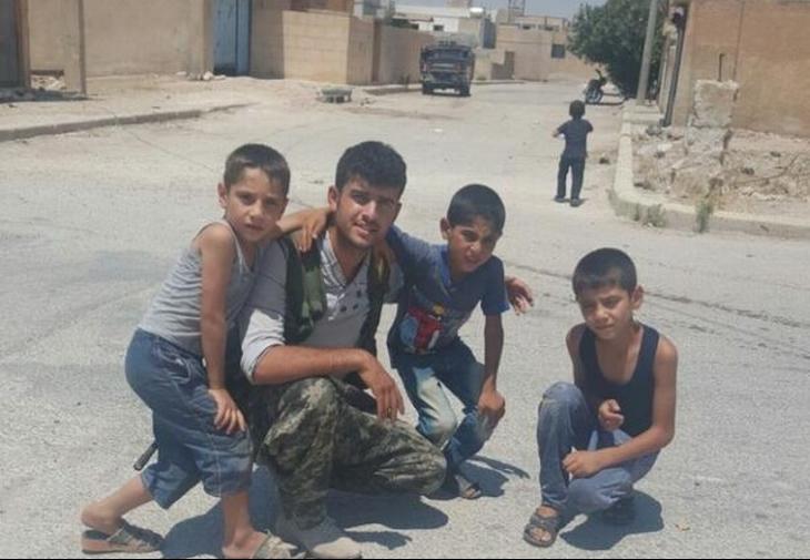 YPG, Sirrîn'i IŞİD'den kurtardı