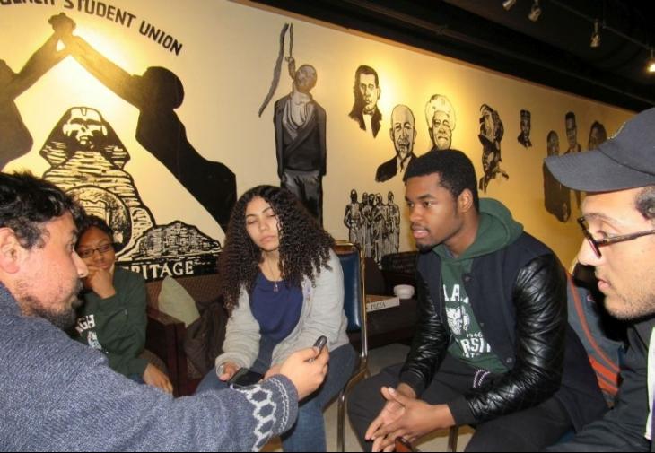 Siyah ve Latin üniversitelilerle konuştuk: ABD'de ırkçılık kurumsallaşmış durumda