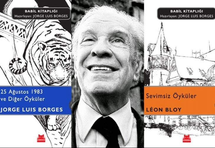 Borges'in Babil Kitaplığı geri döndü