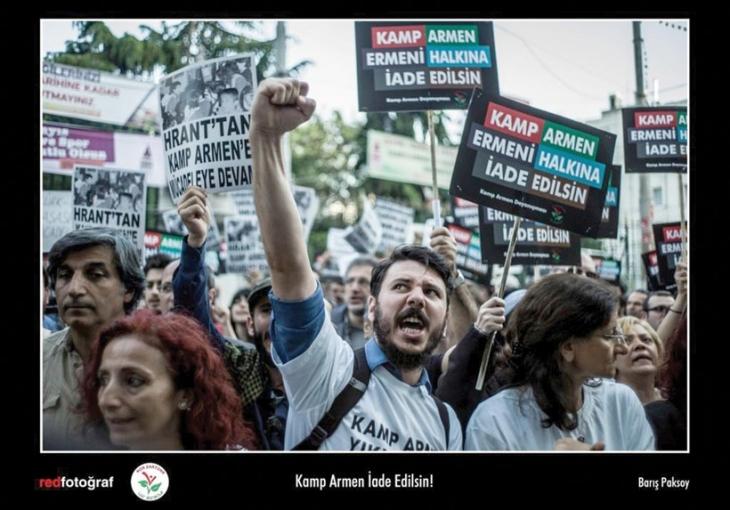 Yetimlik ve Kamp Armen: Babasız ve anasız olmak