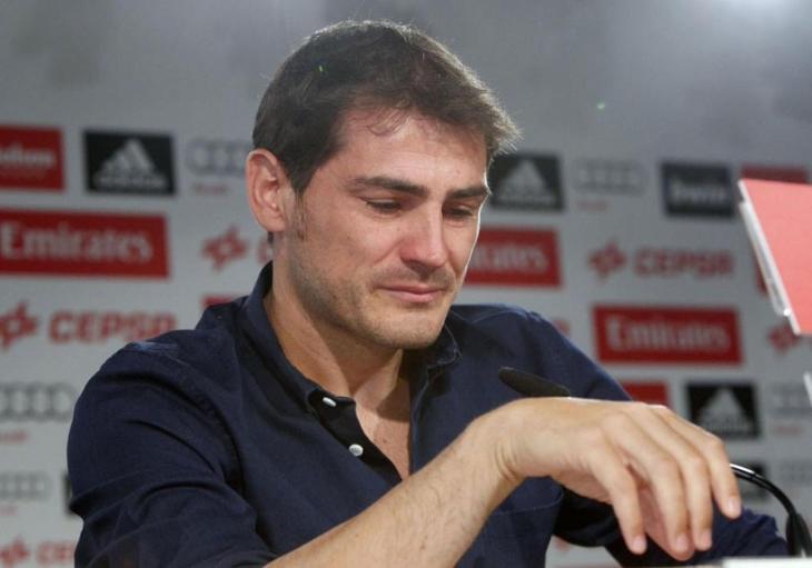 Los Galacticos'un  son yıldızı:  Iker Casillas