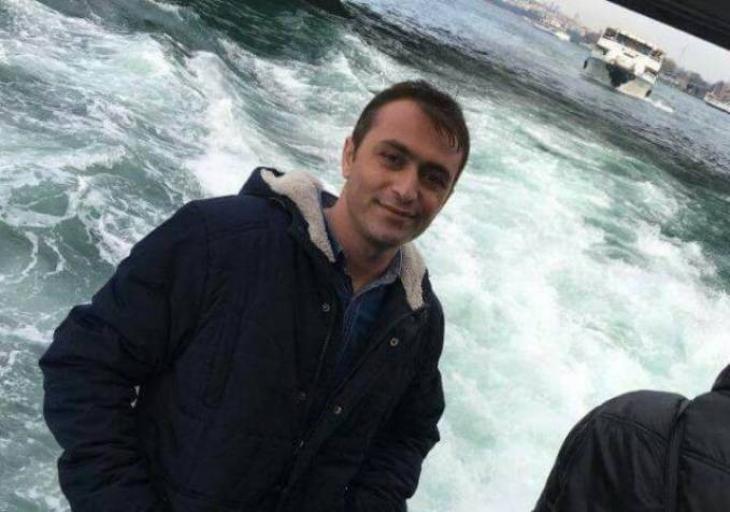 Nushaber muhabiri gözaltına alındı