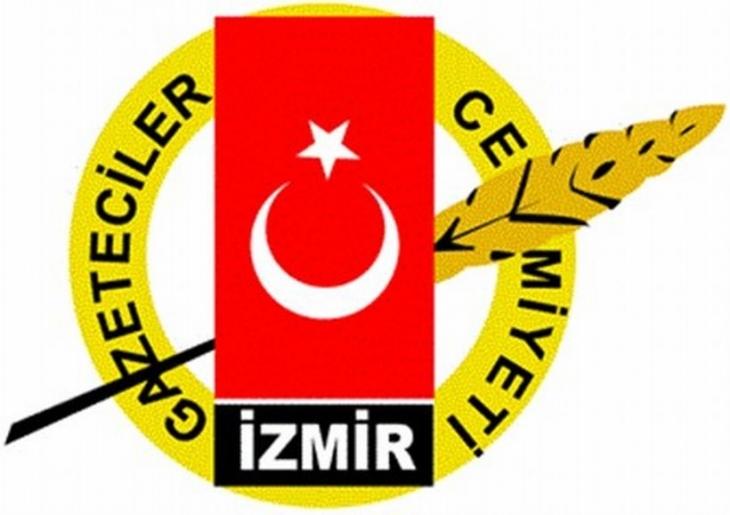 İzmir Gazeteciler Cemiyeti'nden gazetecilere hapis istemine tepki