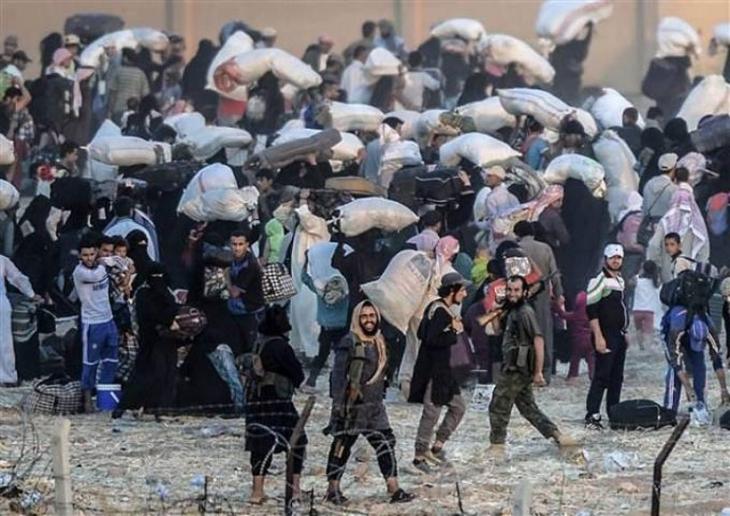 İHD'den Akçakale Sınır Raporu: Sığınmacılar IŞİD'den kaçtı