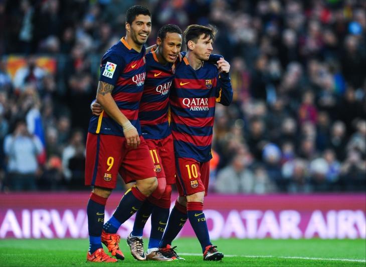 Onlar en iyi takımlar, onlar şampiyonlar