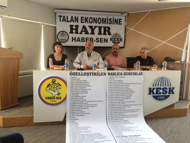 Haber Sen: Borçları ödeyemeyince Türk Telekom'u iade etmek istiyorlar