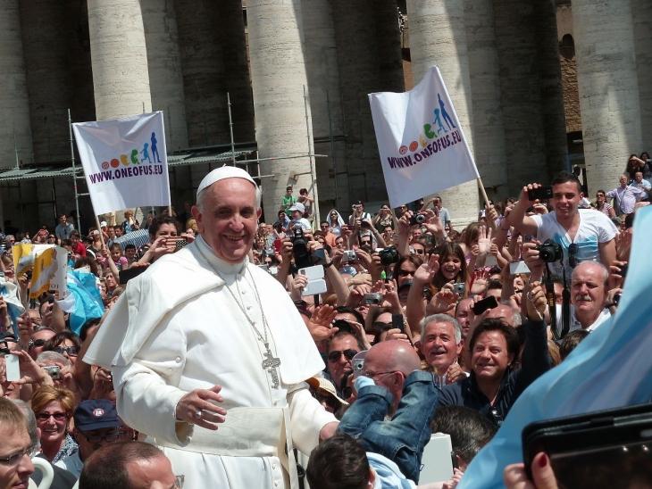 Papa, istismarı örtbas eden Başpiskoposun istifasını kabul etti