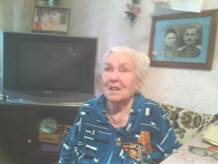 Leningrad kuşatması tanığına madalya