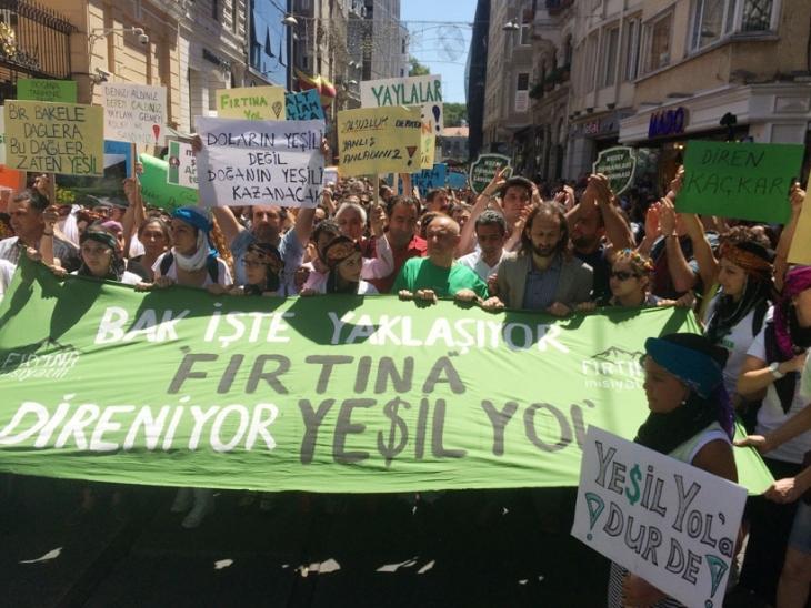 Karadeniz'e İstanbul'dan ses verdiler: Yol yeşilken geri dönün