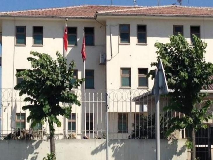 Gazi Polis Merkezi'ne silahlı saldırı