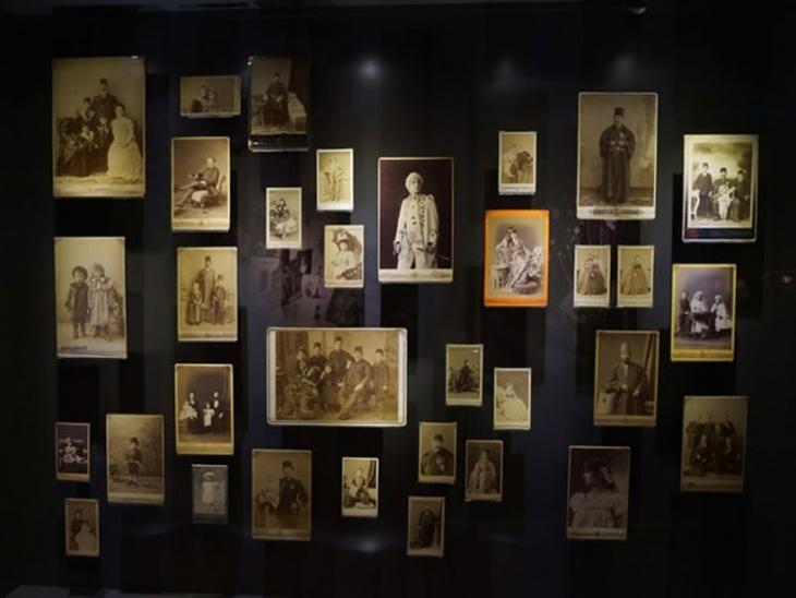 Osmanlı'da Fotoğraf ve Modernite 1840-1914 Sergisi