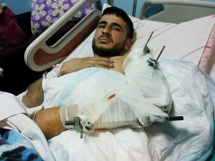 Yarın ameliyat olması gereken Hasan Uysal sırtındaki kurşunla cezaevine gönderildi