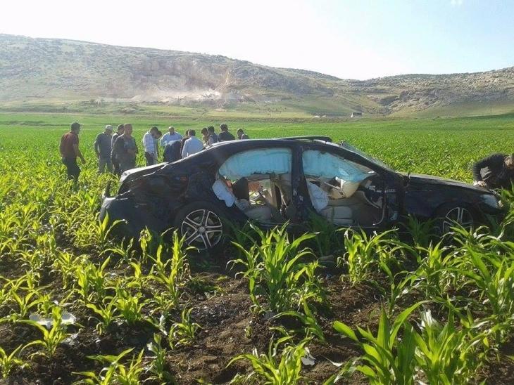 Diyarbakır'da kaza: 4 ölü