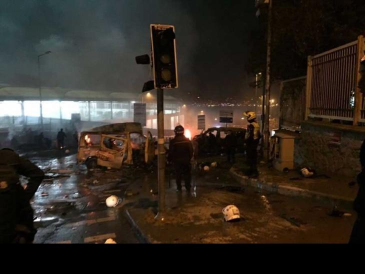 Vali Şahin: Beşiktaş saldırısının organizatörü yakalandı