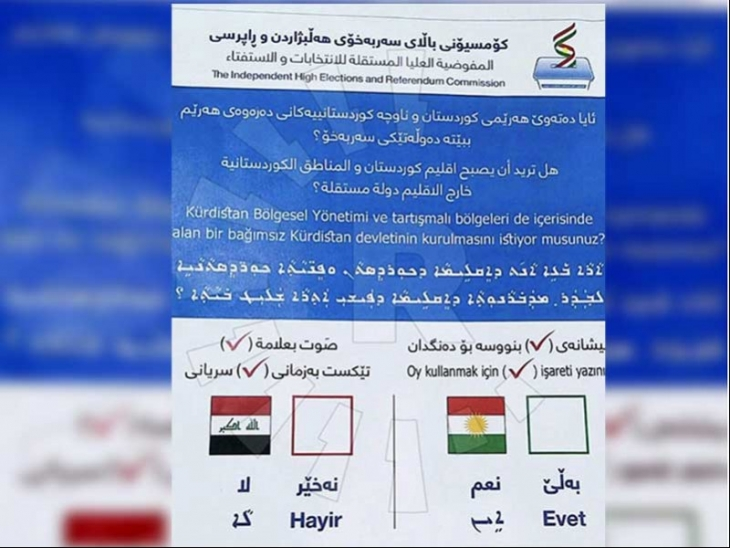 Who are the winners and the losers of the Kurdish referendum?
