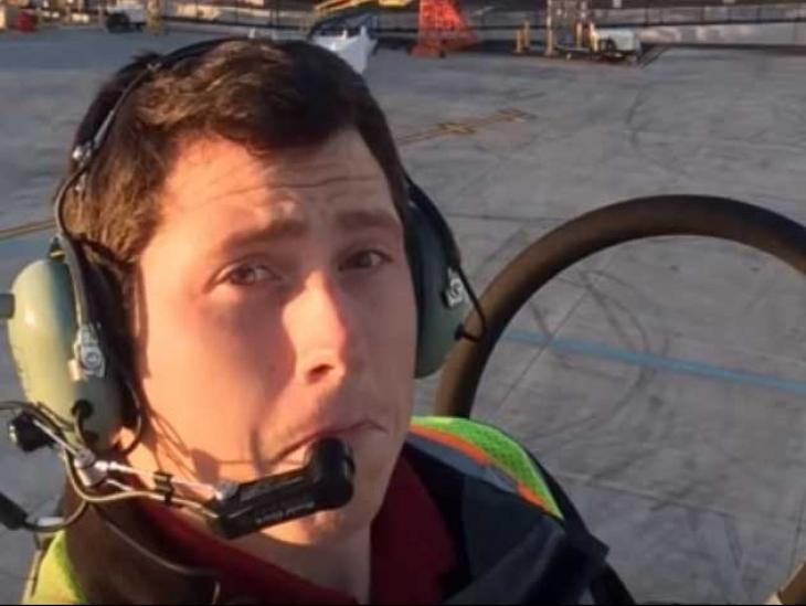 ABD'de yolcu uçağını kaçıran Richard Russell 'Sevilen bir çalışandı'
