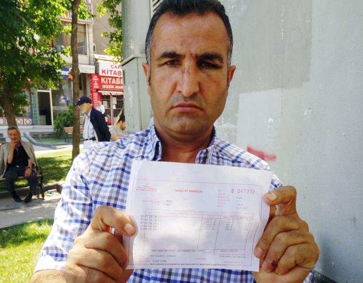 Sivil zabıta terörü sürüyor: Tezgahını aldılar hastanelik ettiler!