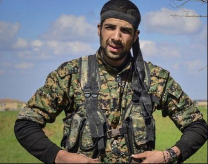 Menbic'de ölen ABD vatandaşı YPG'linin kimliği açıklandı