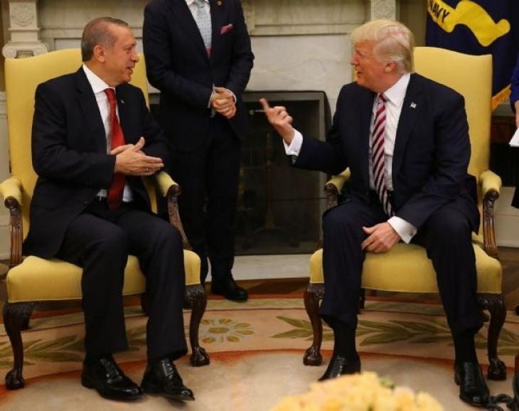 Trump, Erdoğan'dan papazın serbest bırakılmasını istedi