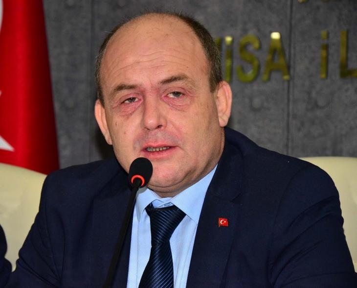 AKP Manisa İl Başkanı görevden alındı