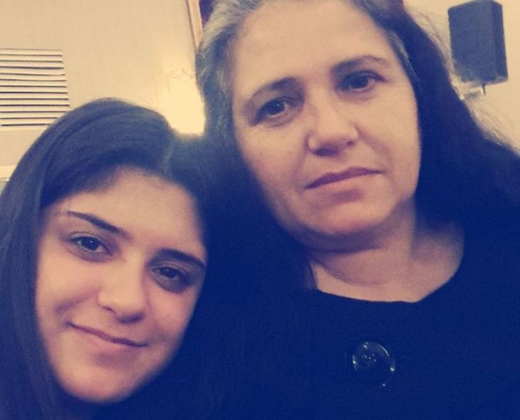 Suruç'ta hayatını kaybeden Bahar Nazegül Boyraz'ın kızı, 'Bahar Ana'yı anlattı